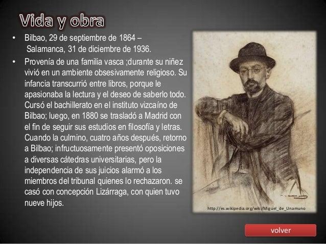 Miguel de Unamuno yahoo