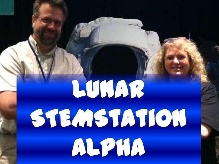 Lunar STEMStation<br />Alpha<br />