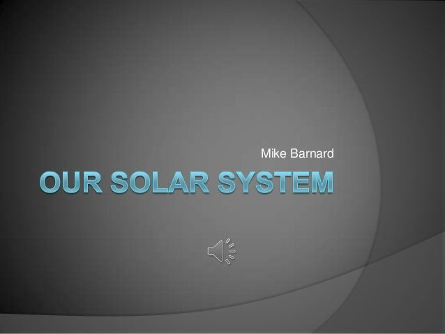 Mike Barnard