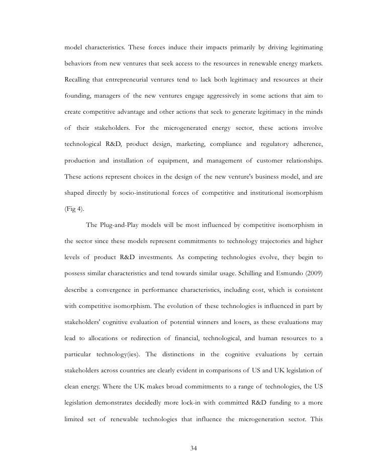argumentative essay renewable energy