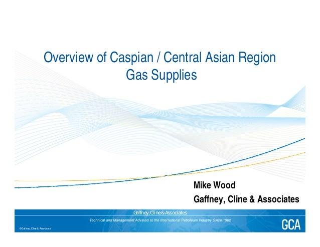 Gaffney, Cline & Associates Technical and Management Advisors to the International Petroleum Industry Since 1962 © Gaffney...