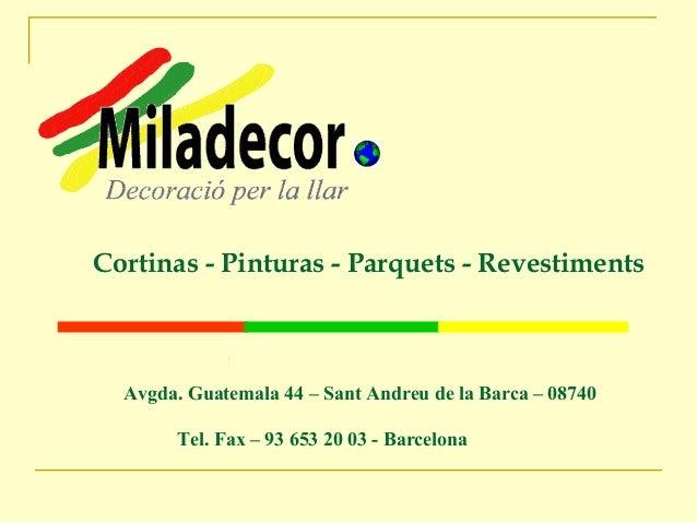 Miladecor