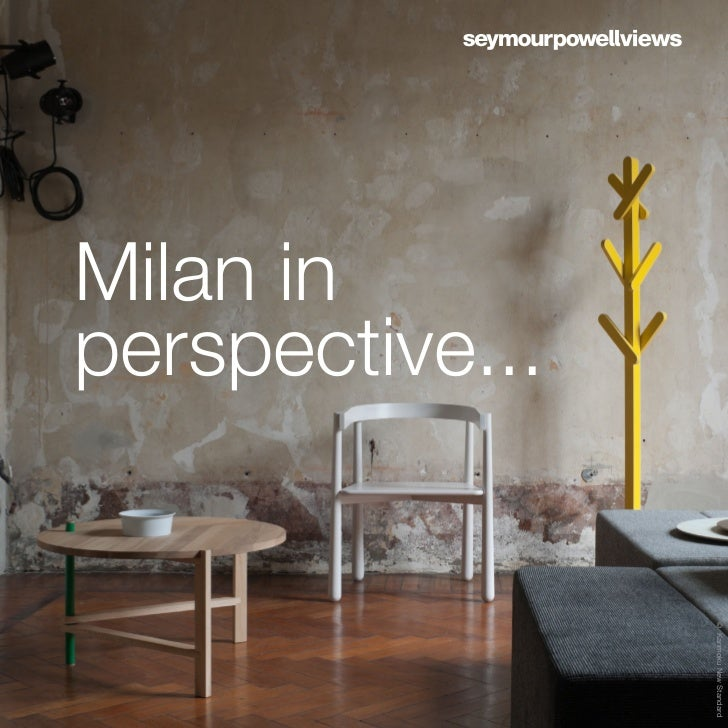 © Karimoku New Standardperspective...Milan in