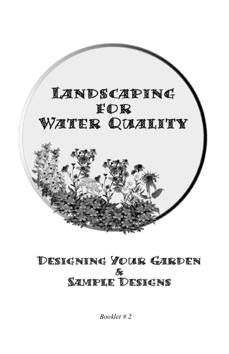 MI: Landscaping For Water Quality
