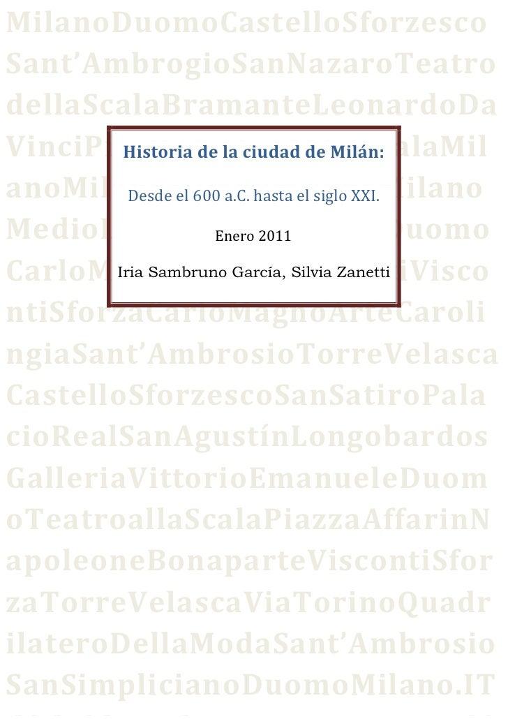Milano silvia