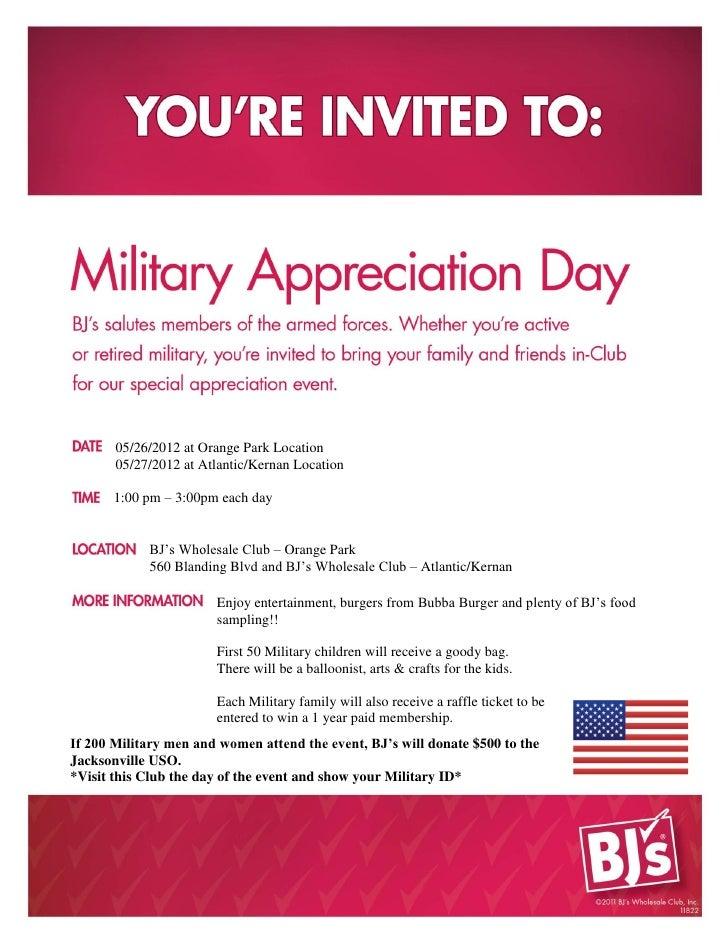 Military appreciation flyer   club 125 - 2012