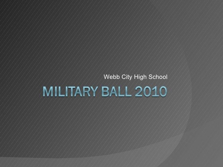 Webb City High School