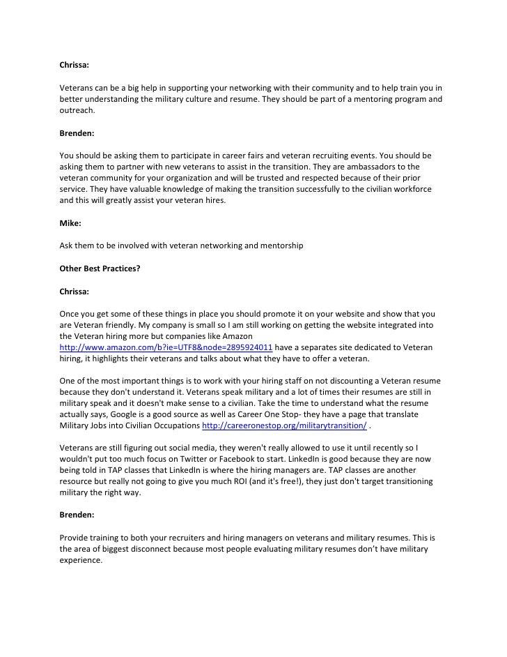 Buy resume for writer veterans