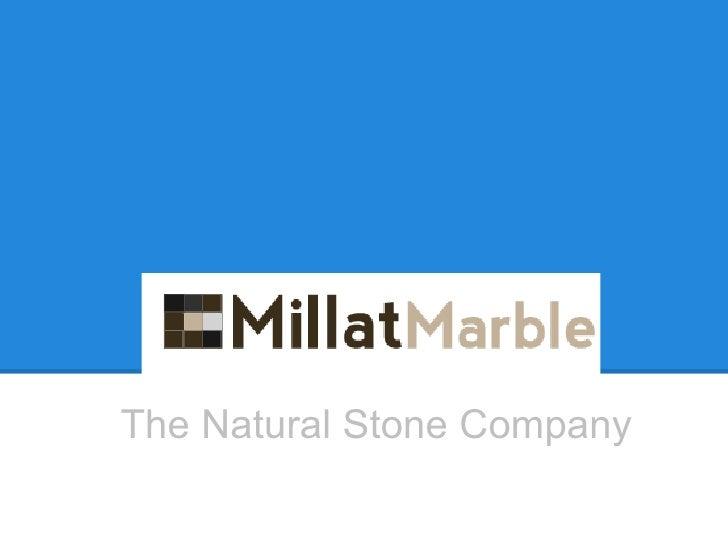 The Natural Stone Company