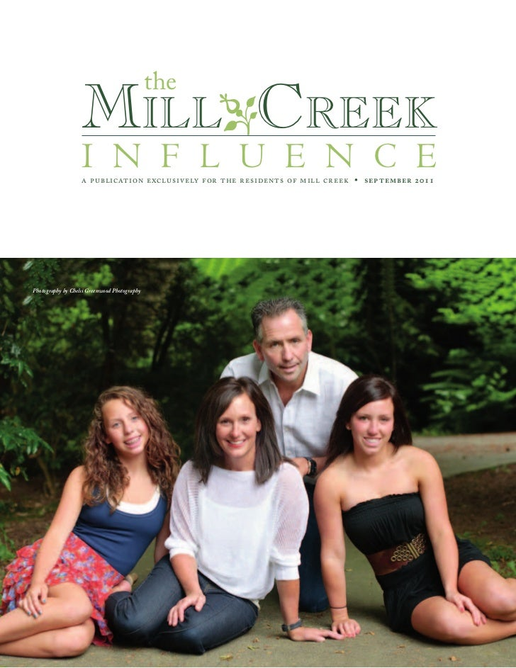 the                   MilloCreek                   i n f l u e n c e                   a publication exclusively for the r...