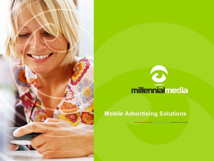 Mobile Advertising Solutions