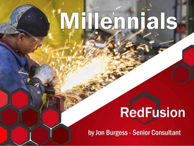 Millennial's in Manufacturing Presentation