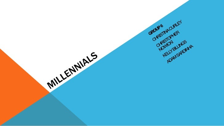 Millennials power point.doc
