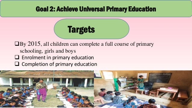 Millennium Development Goals: Bangladesh