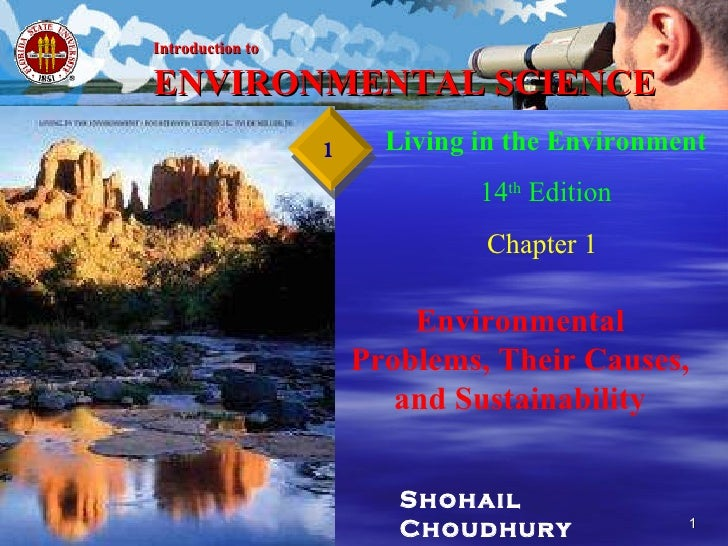 Environmental Problems and Sustainability