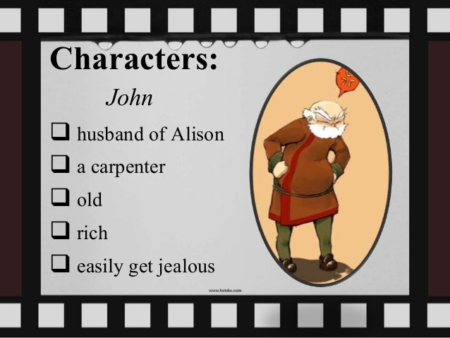 the millers tale differentiation of sex essay This essay millers tale is available for you on essays24com search term papers, college essay examples and free essays on in ð²ð'ñšthe millers taleð²ð'ñœ alison is the main character she is only eighteen years old and marries a much older man named john who is a carpenter.