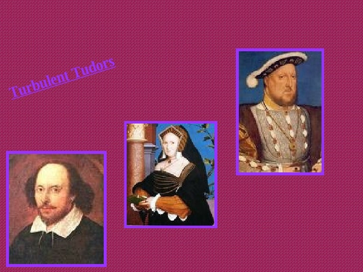Millies Tudor Slideshow