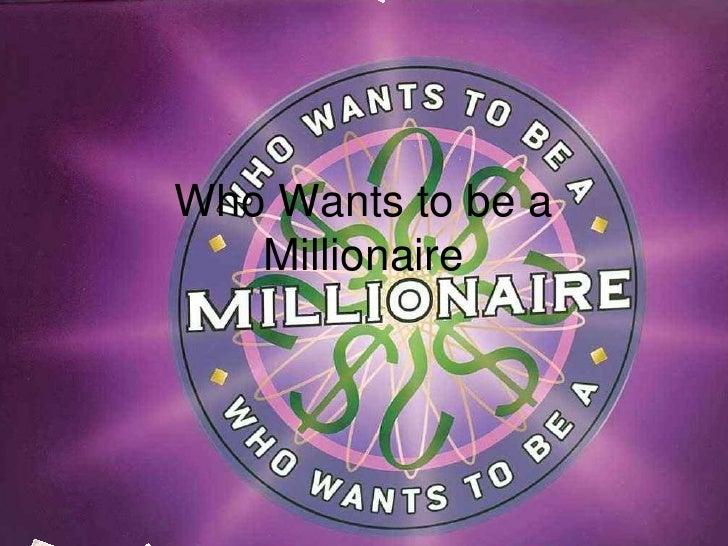 Millionaire   Lesson 1 8jb1