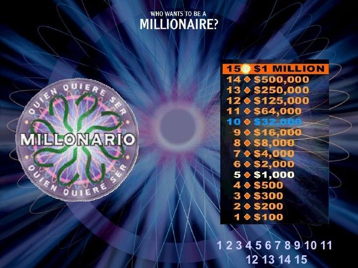 Millionaire Soundcopy