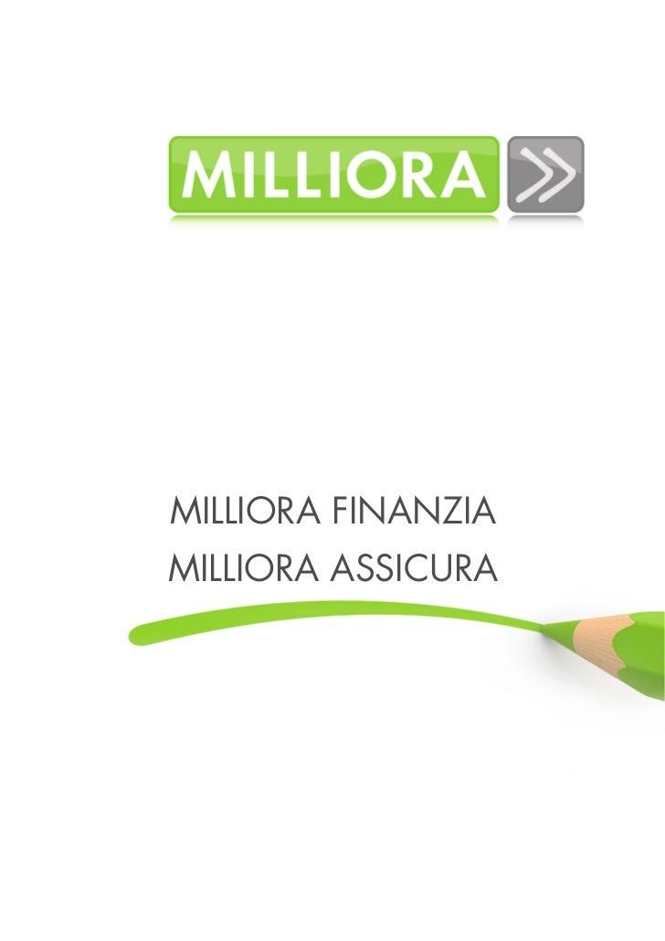 Milliora Company Profile