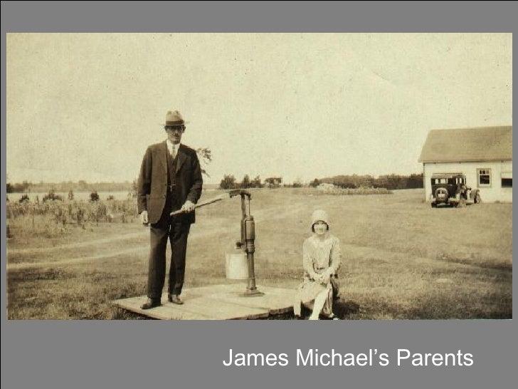 James Michael's Parents