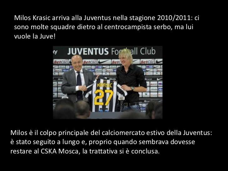 Milos Krasic - Juventus
