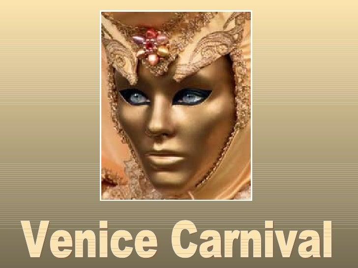 Mil Venice Carnival 3