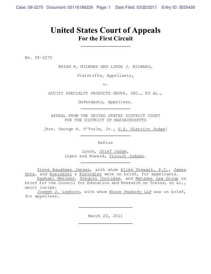 Milward  -first_circuit