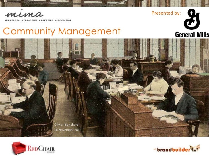 Community Management for Business: A primer