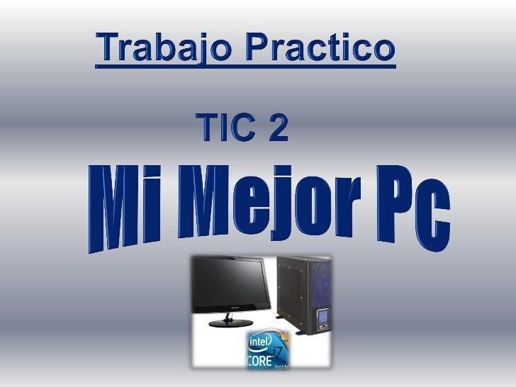 """•   I.S.F.D. """"José Manuel Estrada""""•   Profesor: Susana Turraca•   Curso: 2º 1ª•   Carrera: Prof. en Tecnología•   Alumno: ..."""