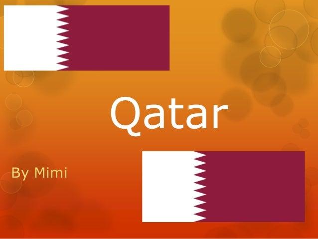 Qatar By Mimi