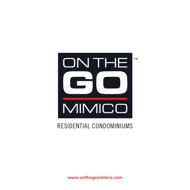 Mimico on the go