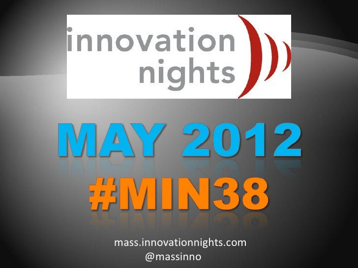 mass.innovationnights.com      @massinno