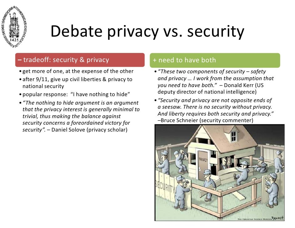 privacy vs national security