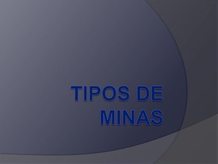 INTRODUCCION La minería se encarga de la obtención selectiva de minerales y  otros materiales (salvo materiales orgánicos...