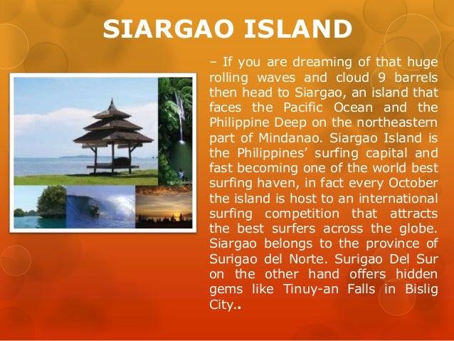 Mindanao Tourist Spots