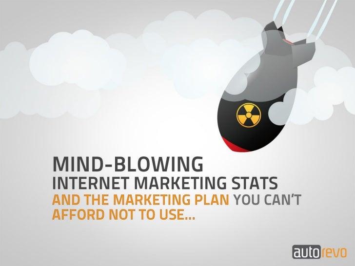 Mind-blowing Inbound Marketing Stats