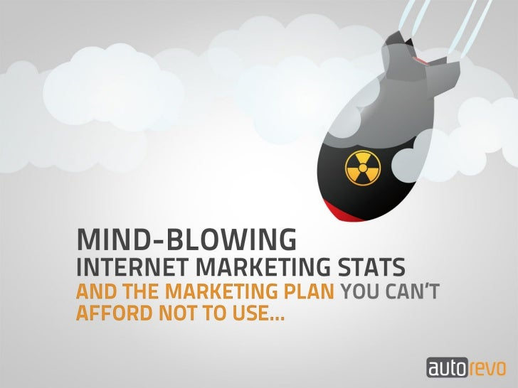 Mind-blowing Inbound Marketing Stats