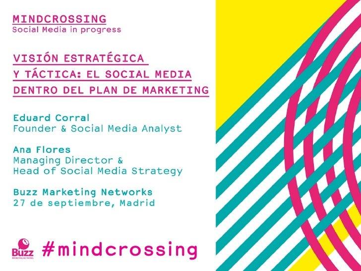 27 de septiembre, Madrid    #mindcrossing