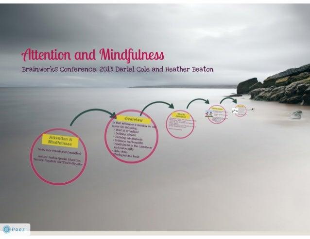 Mindfulness prezi