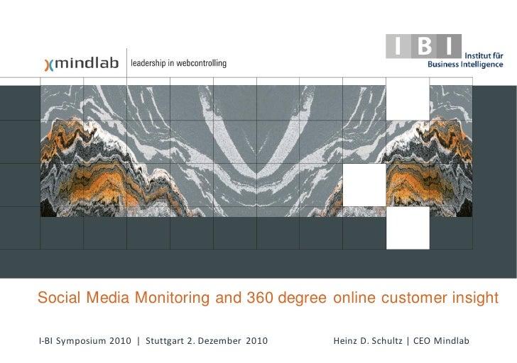 Mindlab i-bi symposium 2010-12-02 Stuttgart