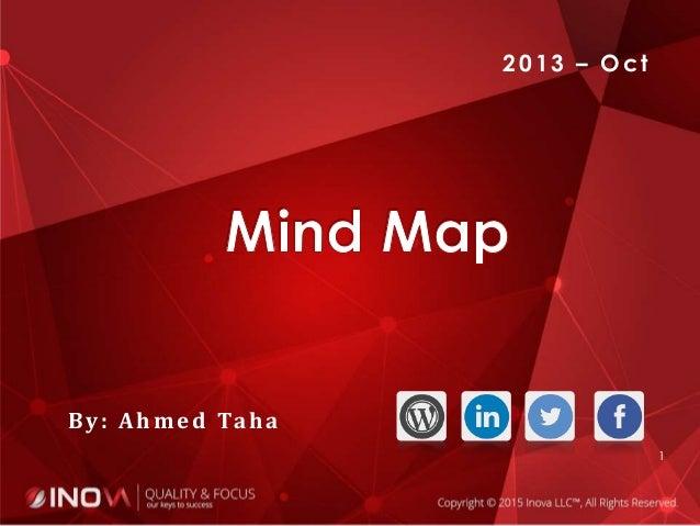 By: Ahmed Taha 1 2013 – Oct