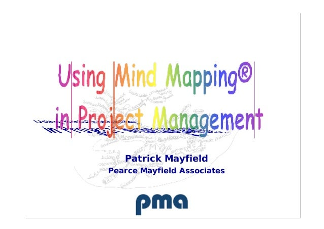 Mind map   using mind mapping in project management