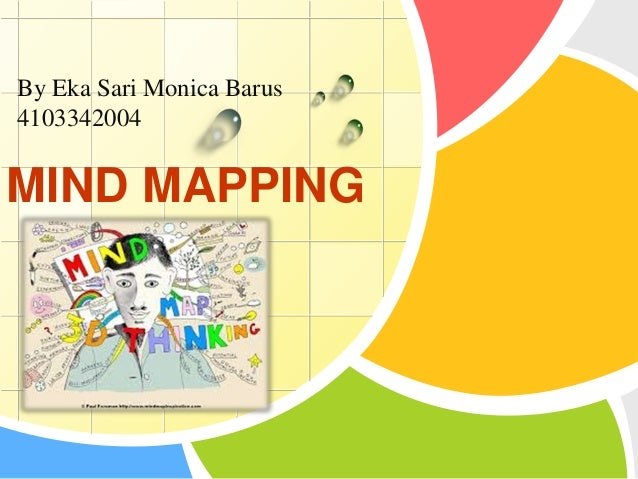 L/O/G/OBy Eka Sari Monica Barus4103342004MIND MAPPING