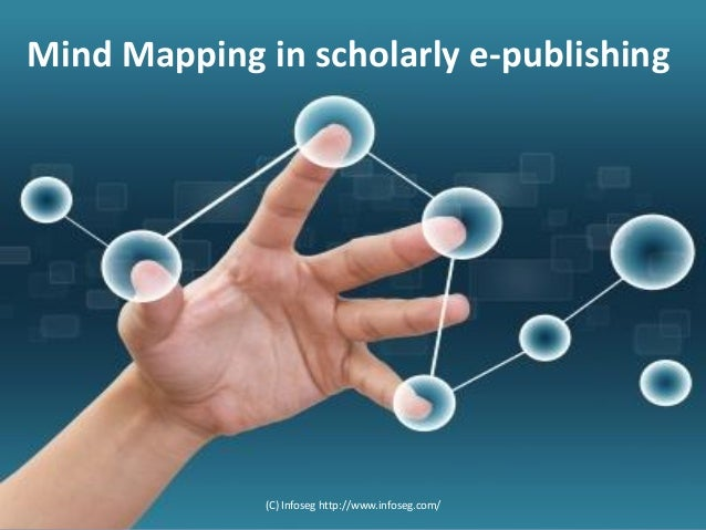 Mind mapping in scholarly e-publishing
