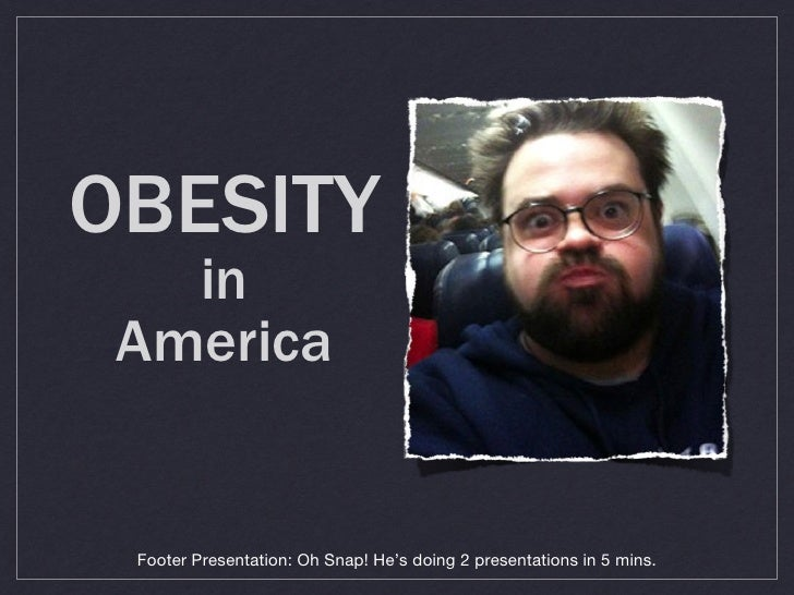 The Next American Epidemic - Mind Obesity from GetGrok.com