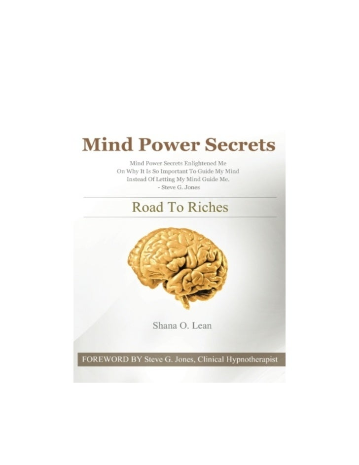 Mind Power Secrets - Excerpt