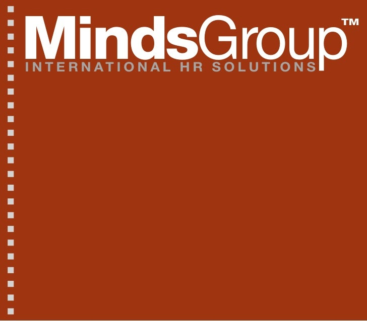Minds Group Brochure English