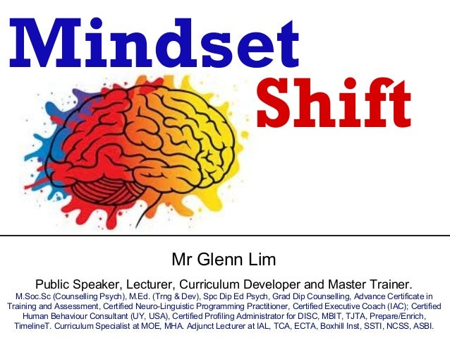 Mindset Shift - The Power to Transform your Life!