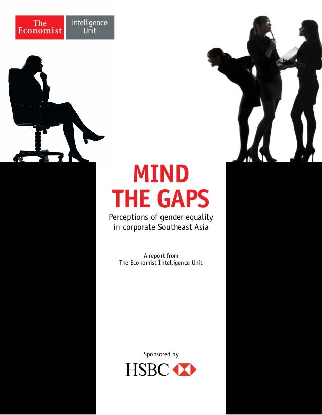 mind the gaps perceptions of gender equality in corporate southeast a. Black Bedroom Furniture Sets. Home Design Ideas